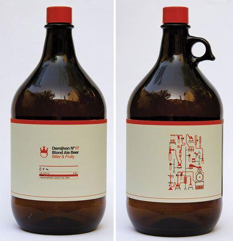Beer / Demijhon Beer