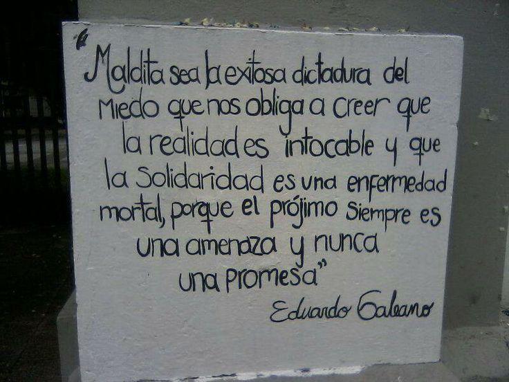 20 Frases De Amor De Eduardo Galeano: Eduardo Galeano