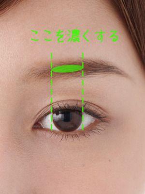 オシャレ太眉のカギは「リキッド+パウダー」!ナチュ見え太眉の描き方|Daily Beauty Navi|Beauty & Co. (ビューティー・アンド・コー)