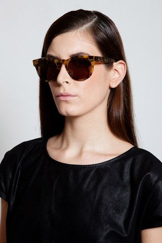 A stylish pair of shades that can be worn with all your outfits by Deep Shallow Exposition. Check them out at www.ozonboutique.com