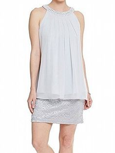"Jessica Howard Women's Petite Chiffon Overlay Dress Silve... <a href=""https://www.amazon.com/dp/B01N5EM8H8/ref=cm_sw_r_pi_dp_x_WVpOyb0ZPRKSW"" rel=""nofollow"" target=""_blank"">www.amazon.com/...</a>"