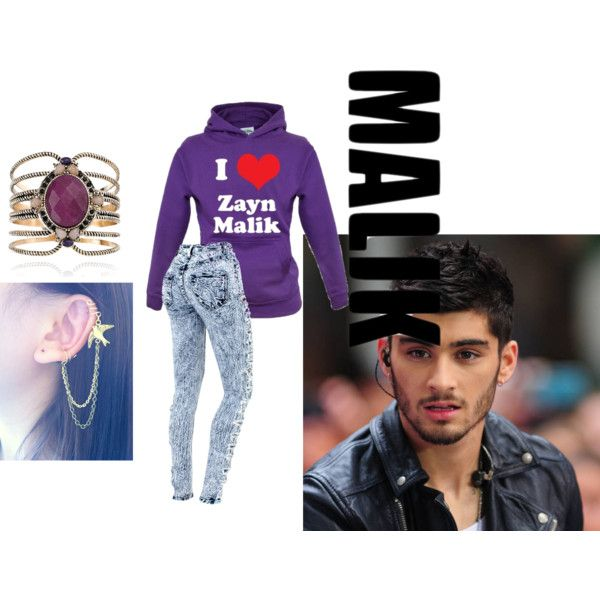 """zayn maik"" by micahl2003 on Polyvore"