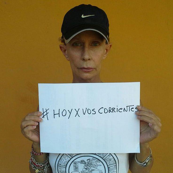 Preocupa la salud de María Valenzuela, internada en un centro psiquiátrico por depresión