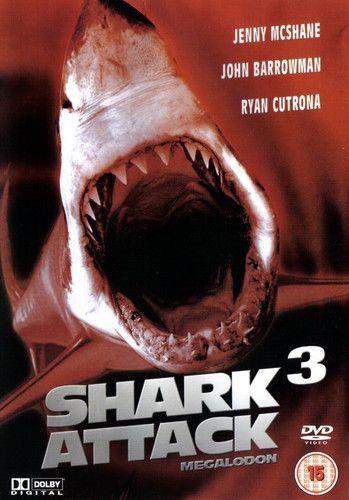 Акулы 3: Мегалодон / Shark Attack 3: Megalodon (2002)