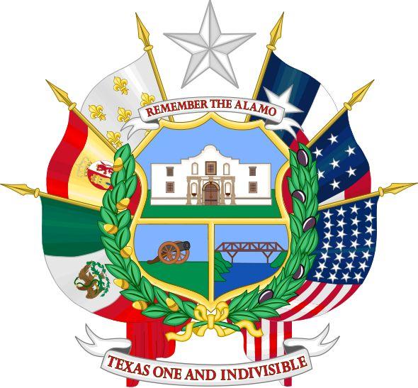 La herencia española en los escudos y banderas de EE.UU