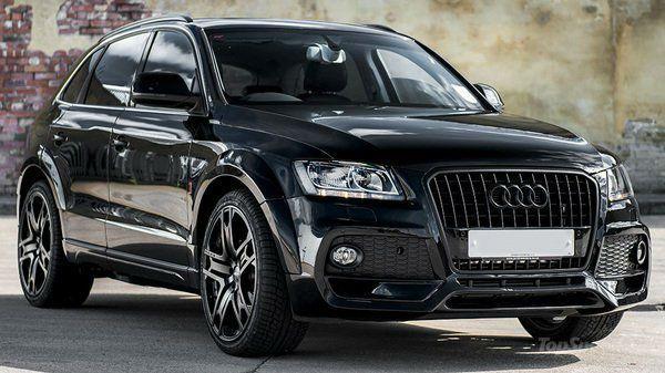 2016 Audi Q5 Black