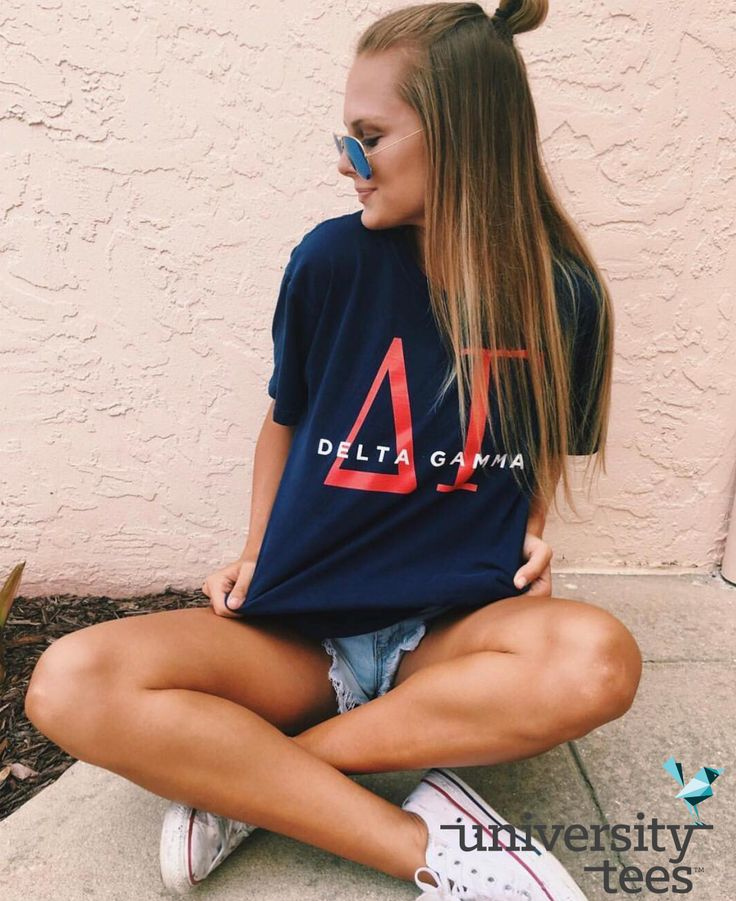 is it 4th of July weekend yet? ❤️ | Delta Gamma | Made by University Tees | universitytees.com