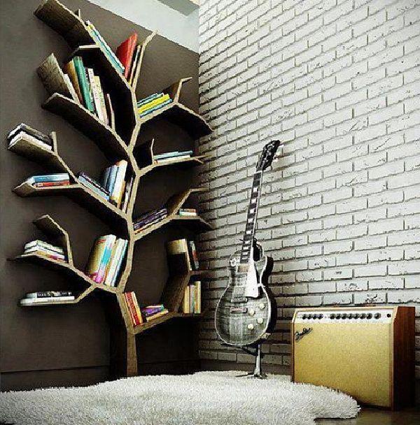 Living room bookshelf?