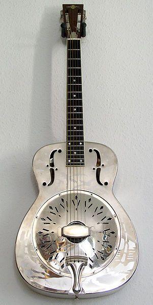 Guitars guitars guitars... National Style 0 Resonator