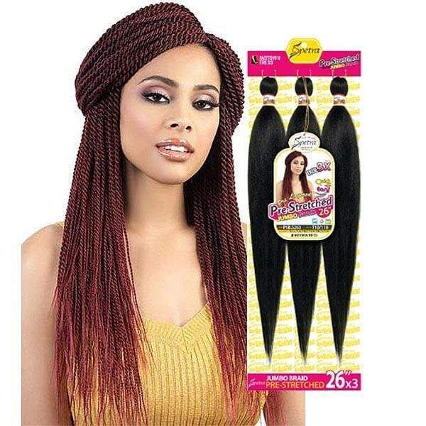 Motown Tress Spetra Pre Stretched Quick N Easy Crochet Braid Psb