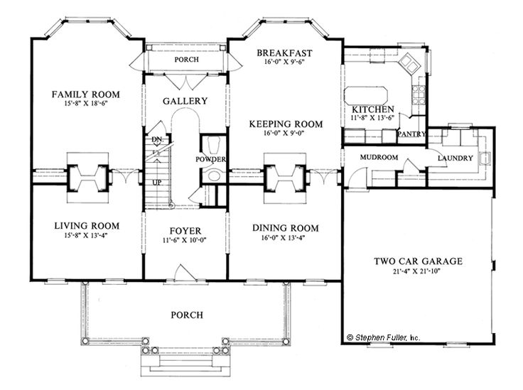 662 best plans images on pinterest floor plans house for Oakwood floor plans