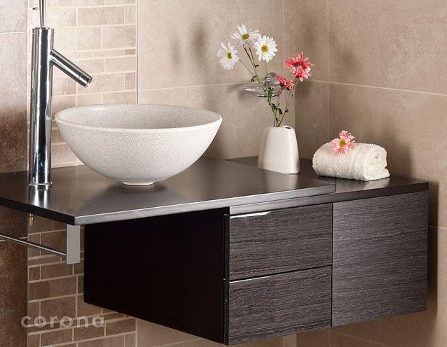 ante baños modernos pequeños - Buscar con Google
