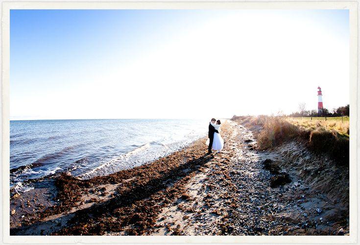 Hochzeit im Leuchtturm an der Ostsee