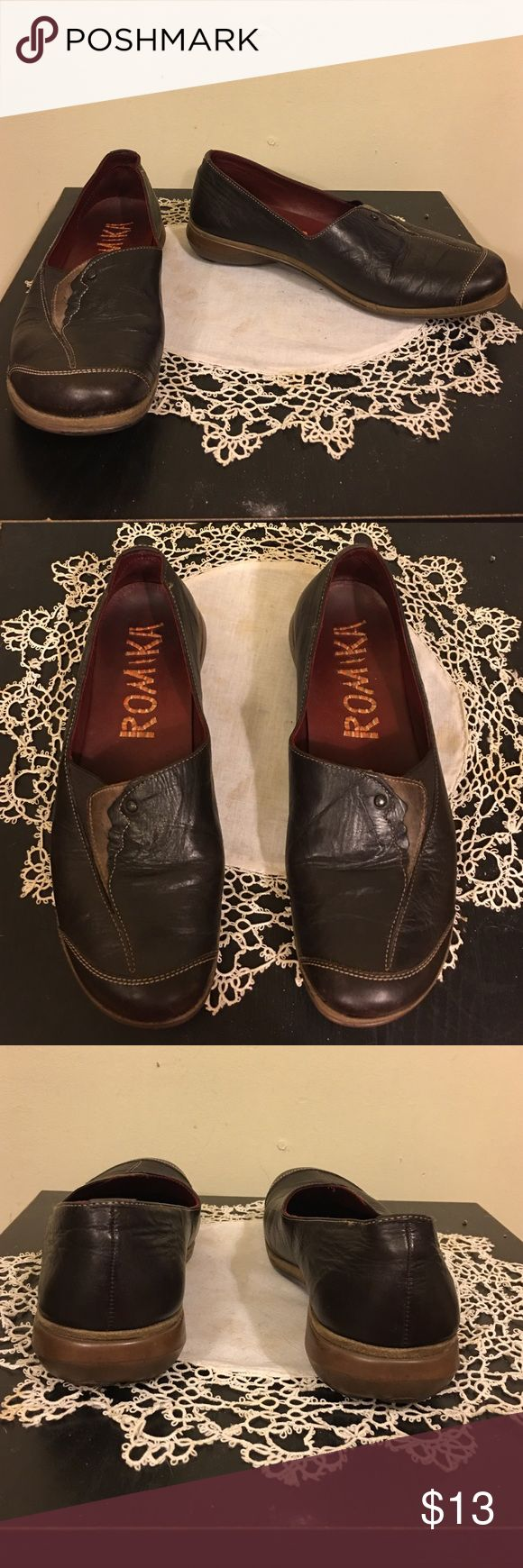 Size 9 Romika loafers Size 9 Romika loafers Romika Shoes Flats & Loafers