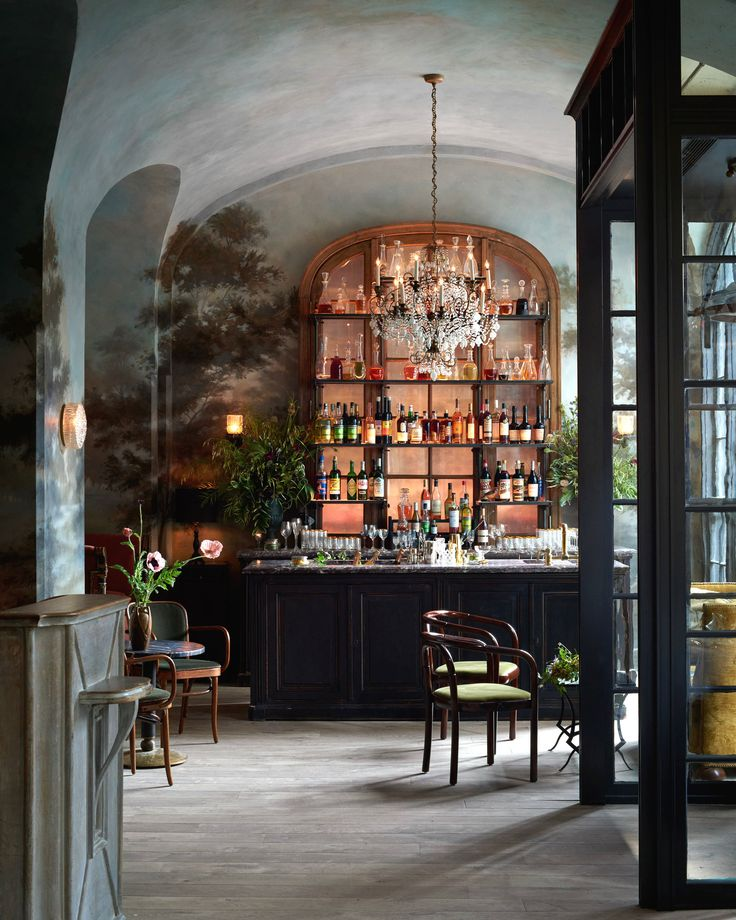 81 best shops & cafes images on Pinterest | Commercial interiors ...