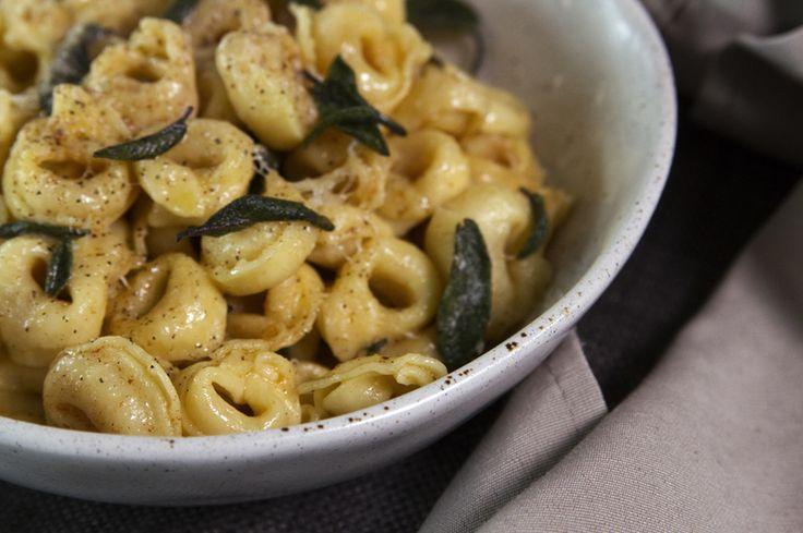 Laura Cassai's Burnt Butter Tortellini - My Market Kitchen