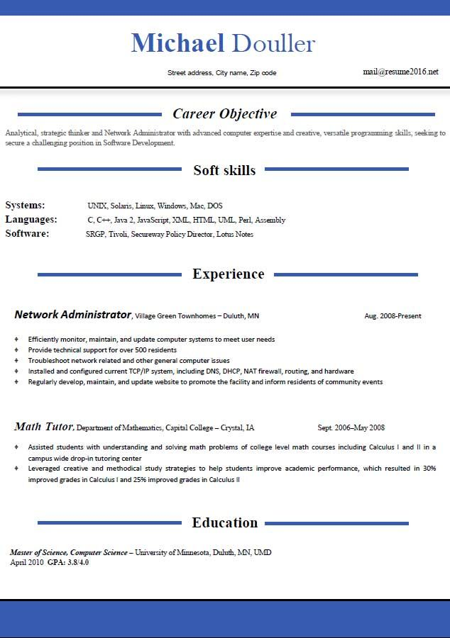 employment service resume templates word download template microsoft 2007 2016