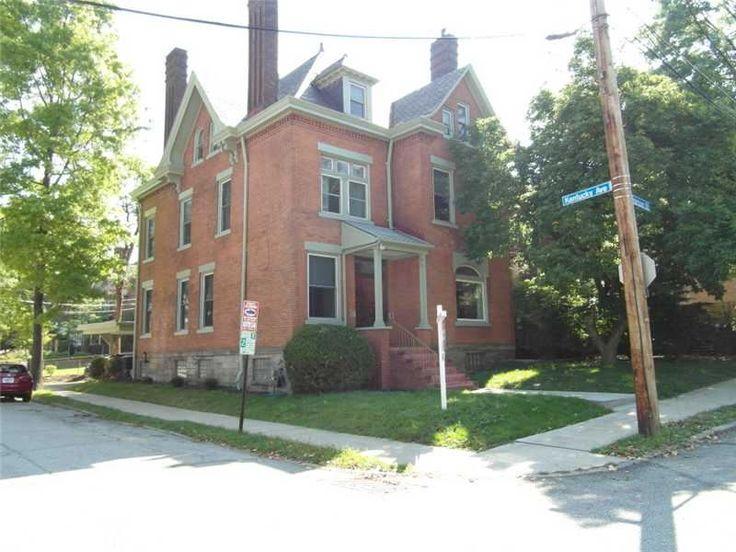 601 Emerson Street Shadyside Pa 15206 Grand Victorian