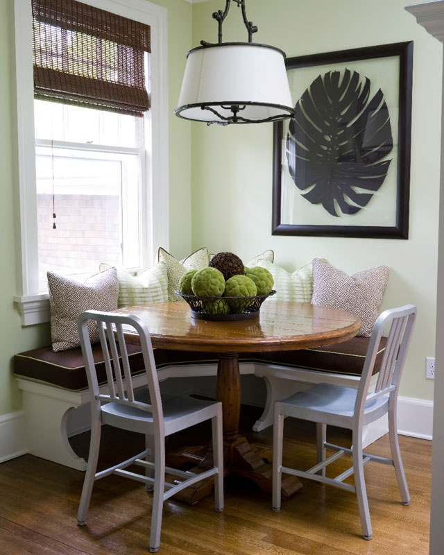 Best 25+ Corner Dining Table Ideas On Pinterest