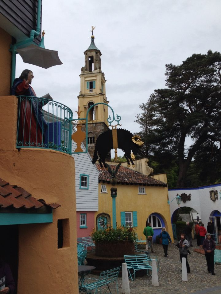 Port Meirion Wales