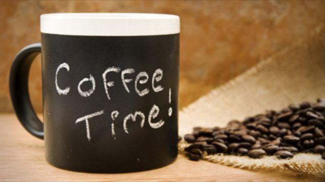 Το πρωί είναι η χειρότερη ώρα για καφέ!