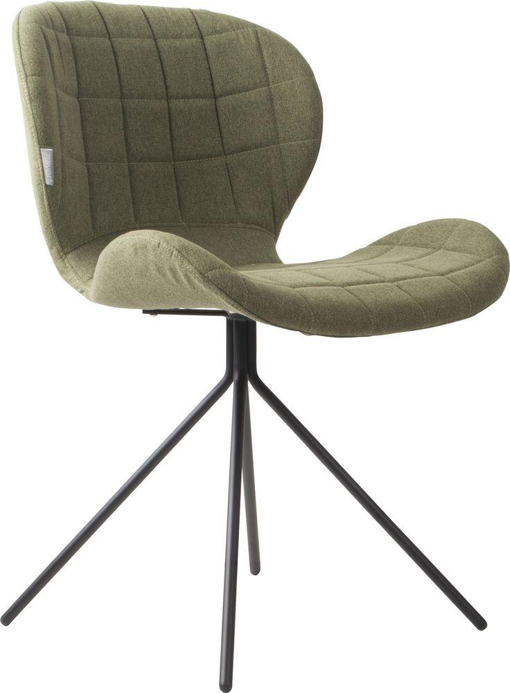 OMG stoel - Zuiver - groen