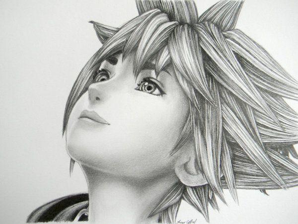 Kingdom Hearts 3: Sora || by MyaWho <---------- I love this guy!!!! :)