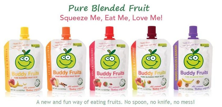 viva veltoro: Day 8: Buddy Fruits Review and Giveaway!