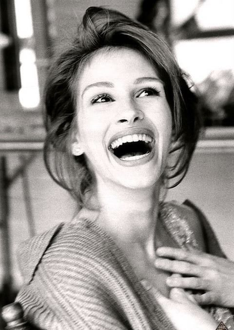 Julia Roberts...beautiful mouth...