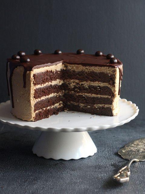 Best 25 Mocha Cake Ideas On Pinterest Chocolate Cakes
