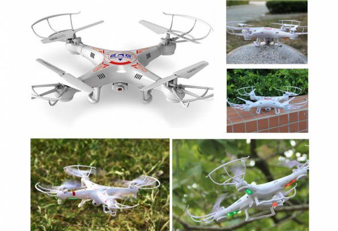 Kóstolj bele a drónok világába! Quadrokopter HD kamerával és beépített led világítással 24.990 forint helyett 14.990 forintért! | Grundo