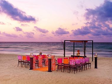 Top Mexico Wedding Venues | How to Marry in Mexico | Cancun Beach Palace Cancun, Zona Hotelera
