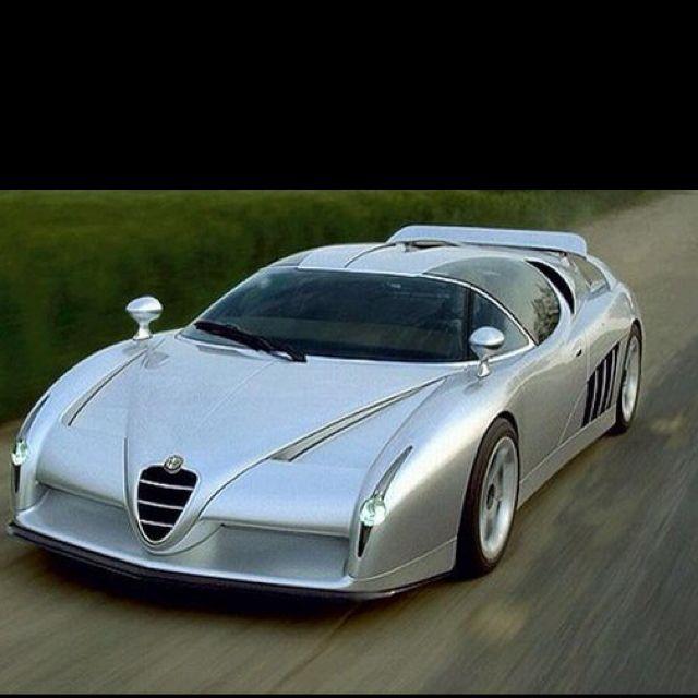 Alfa-Romeo Scighera Concept (ItalDesign) (1997