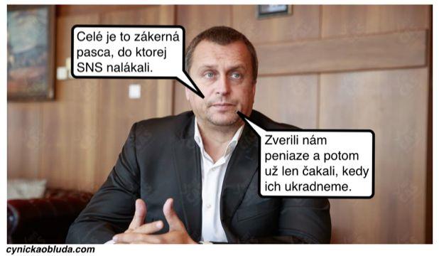 Keď sa Andrej Danko dozvedel, že Plavčan končí, začal hovoriť, že to sklapla pasca, ktorú na nich nachystali. Ak tomu rozumiem správne, mus...
