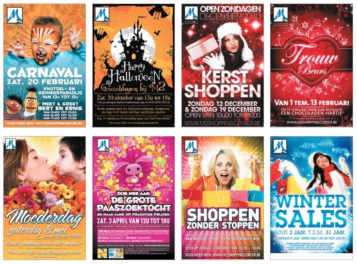 M2 Shopping centre © Alert Design & Advertising