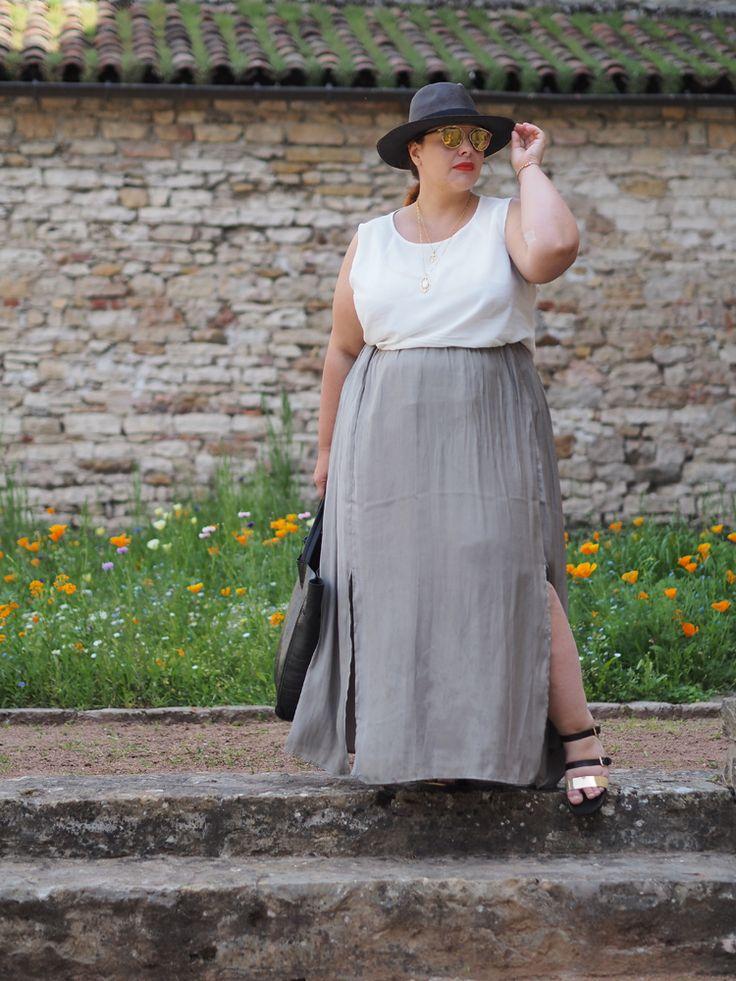LA JUPE LONGUE FENDUE – Le blog mode de Stéphanie Zwicky