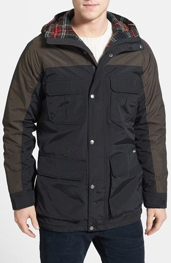 Woolrich Colorblock Mountain Parka | Nordstrom