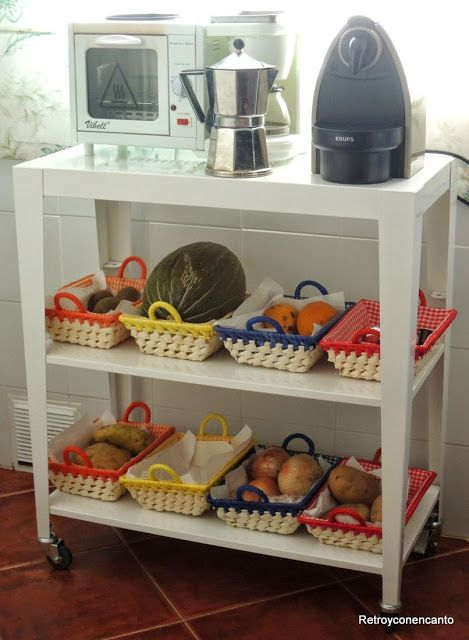 Para el rincón de mi cocina... | Decorar tu casa es facilisimo.com