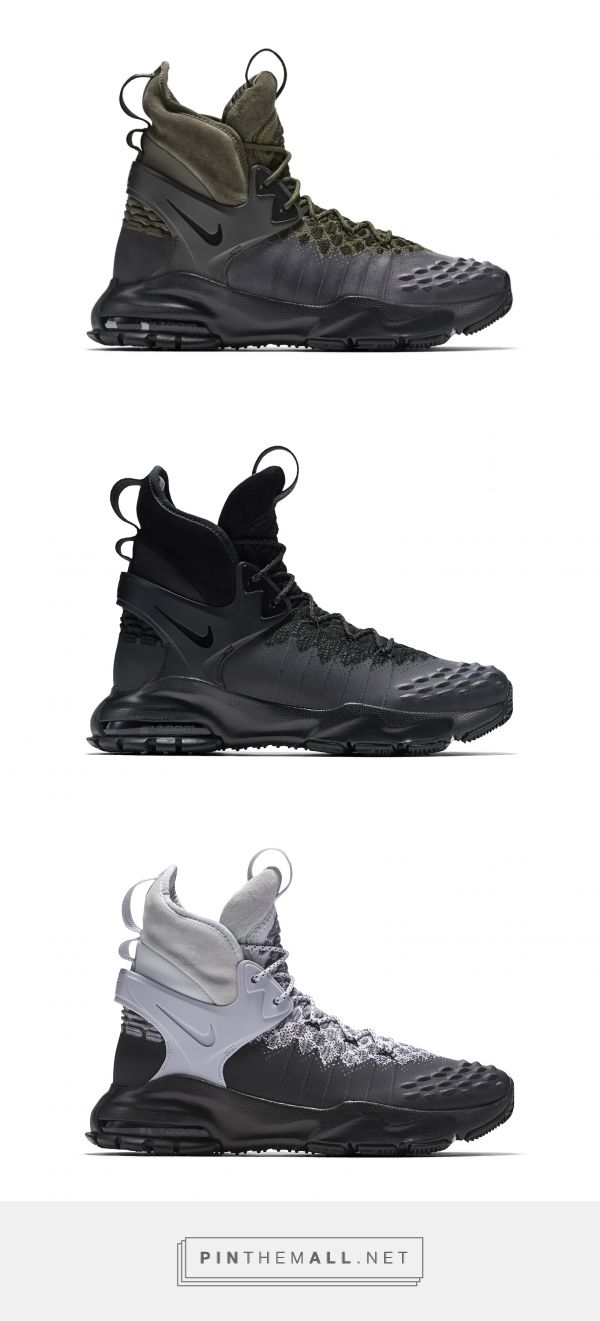 Nike Introduces the NikeLab ACG Air Zoom Tallac Flyknit Boot | Man of Many - created via https://pinthemall.net