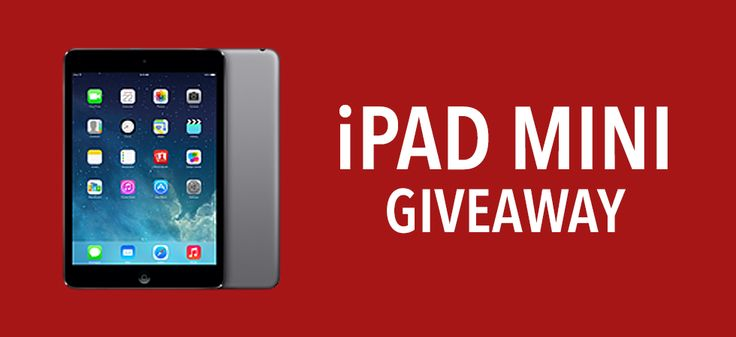 Enter to win a 16gb iPad Mini  Ending on: 03/14/2014 Open to: United States, Canada