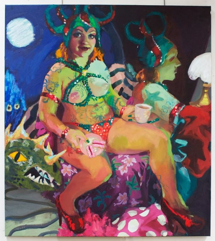 wendy sharpe artist | Wendy+Sharpe+_+paintings+_+artodyssey+(8).jpg
