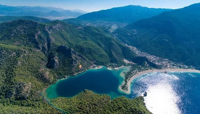 قرية فتحية السياحية في انطاليا تركيا Cool Places To Visit Best Beaches In Europe Myrtos Beach