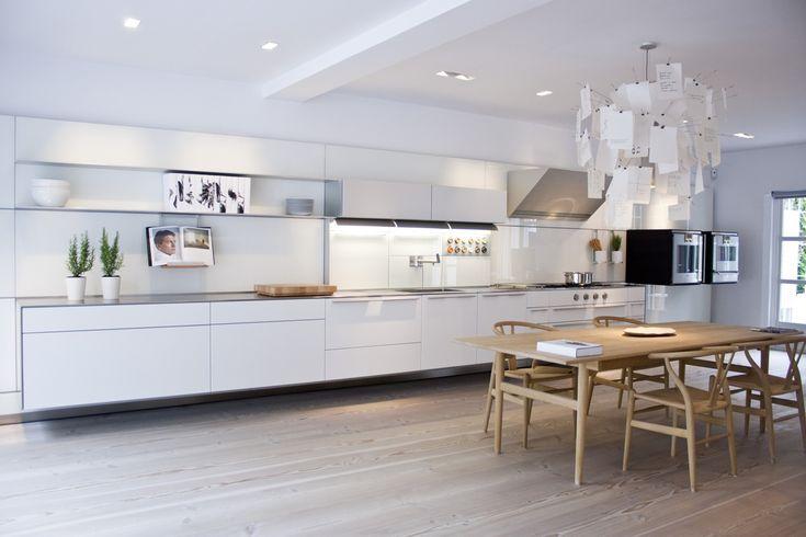 kuchnia wiszaca biała B3 81