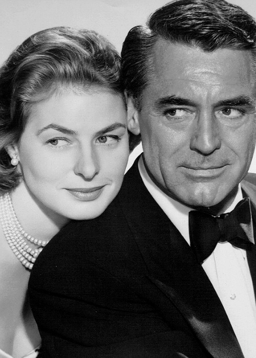 Ingrid and Cary (Indiscreet)