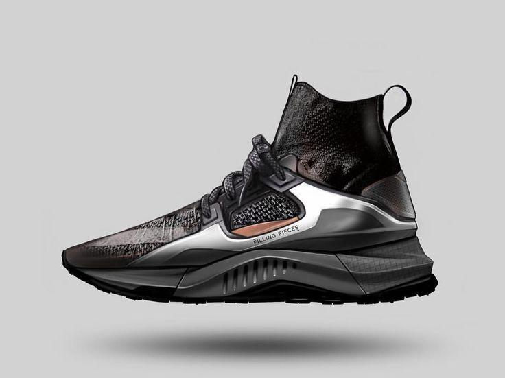 Vedi la foto di Instagram di @lennheden • Piace a 229 persone. Sneakers  DesignShoe SketchesShoe ...