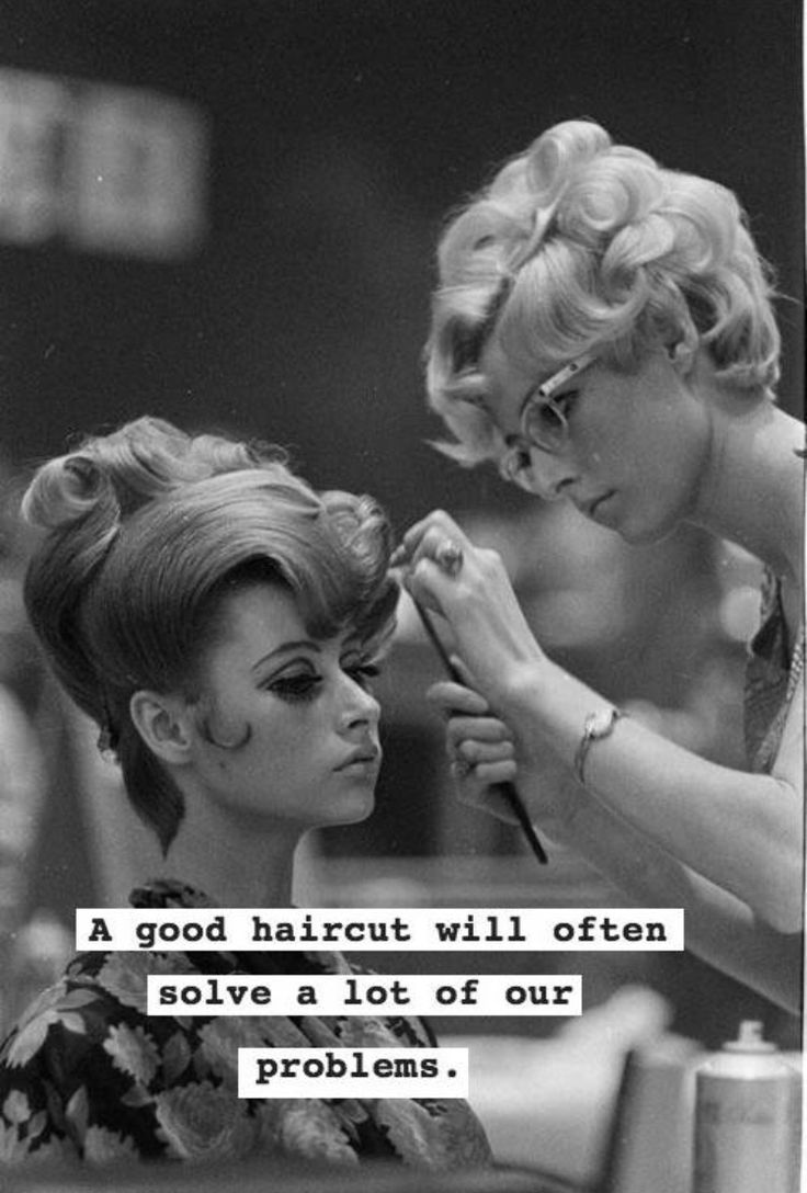 A Good Haircut Quote | Holleewood HAIR.