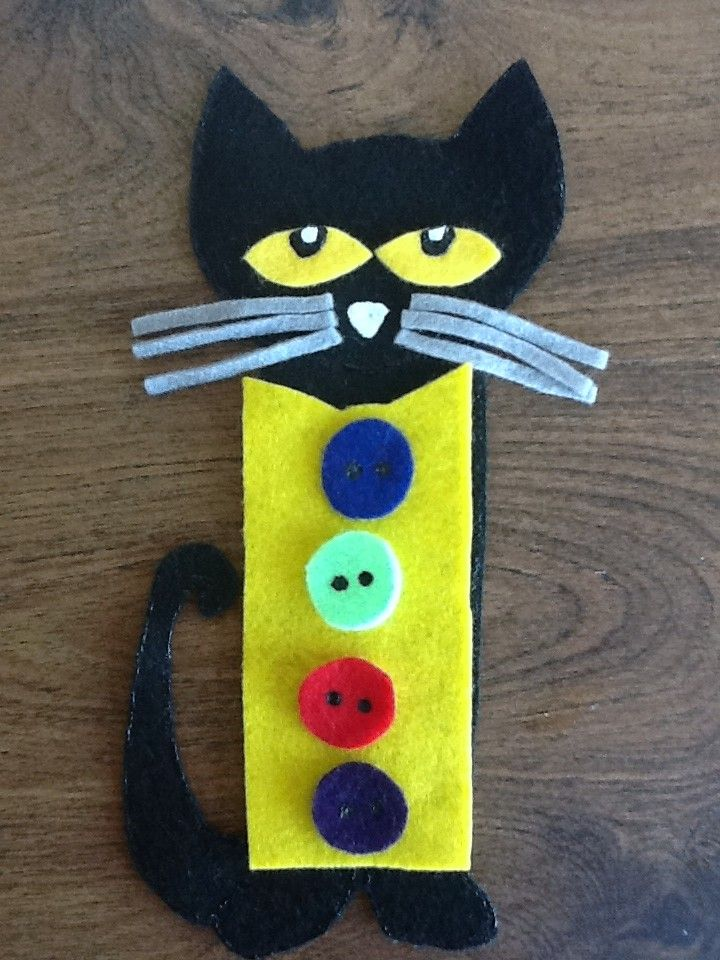 Felt Board Ideas: Pete the Cat Felt Board Story: Printable ...