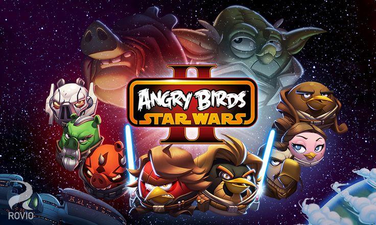 Angry Birds Star Wars II: captura de pantalla