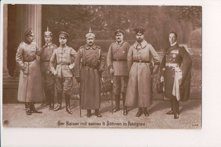 Nice Great Vintage Postcard Kaiser Wilhelm II, German Emperor King of Prussia   2017-2018 Check more at http://24shopping.tk/fashion-clothes/great-vintage-postcard-kaiser-wilhelm-ii-german-emperor-king-of-prussia-2017-2018-6/