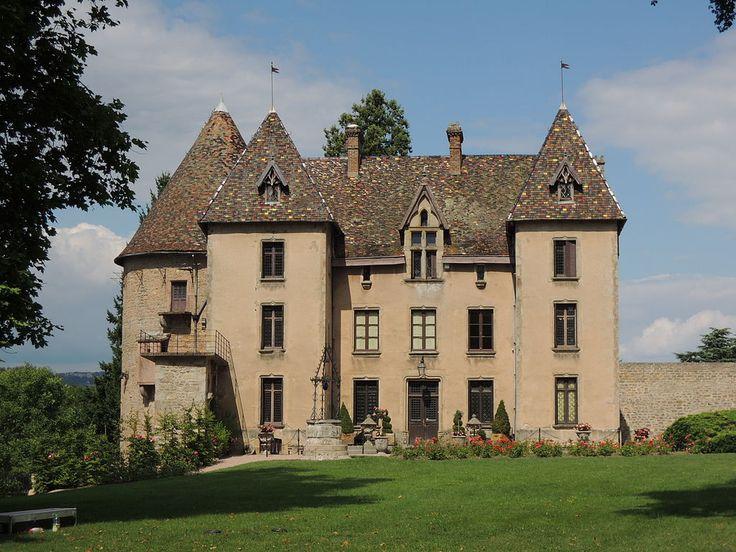Château de Couches — Wikipédia
